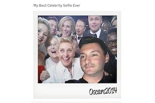 Oscar 2014, come far parte della selfie di Ellen DeGeneres [VIDEO]