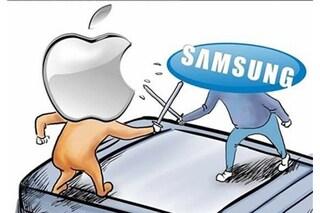 Apple e Samsung, scontro senza esclusione di colpi nel nuovo processo