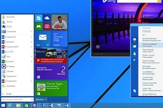 Il menu Start torna su Windows 8.1, ecco come sarà