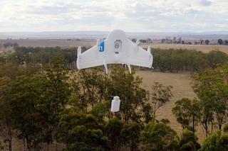 Project Wing, Google come Amazon pensa ai droni per le consegne [VIDEO]