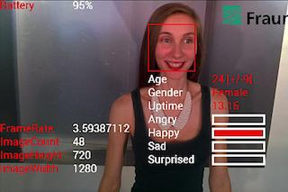 SHORE, l'app per Google Glass che interpreta le emozioni delle persone [VIDEO]