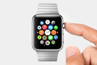 Apple Watch è ufficiale, tutte le caratteristiche del primo smartwatch di Apple