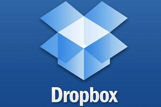 Dropbox, rubati i dati di accesso di 70 milioni di account