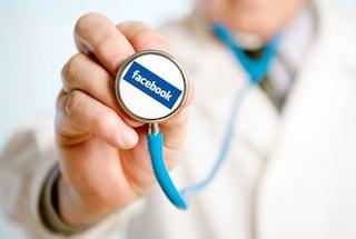 Facebook, in arrivo un'applicazione per monitorare la salute