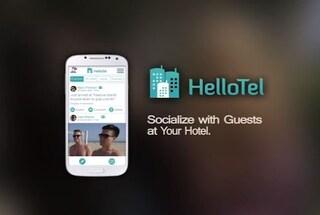 HelloTel: come Tinder, ma per trovare l'anima gemella all'interno del proprio hotel