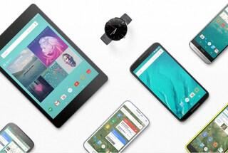 Android 5.0 Lollipop, tutti gli smartphone compatibili