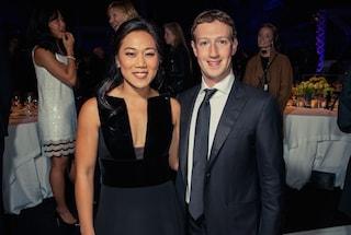 Mark Zuckerberg e sua moglie Priscilla Chan donano 25 milioni di dollari per la lotta contro l'ebola