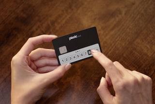 Plastc, la carta di credito tecnologica per pagare in libertà
