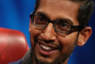 Google, Sundar Pichai a capo di nuovi progetti