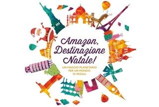 Amazon destinazione Natale, un viaggio intorno al mondo per scegliere il regalo perfetto