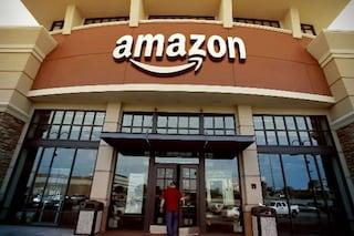 Amazon apre il primo negozio fisico a New York