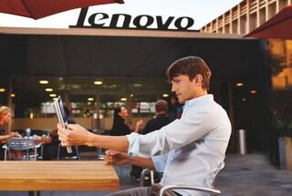 Yoga Tablet 2 Pro, il tablet nato dalla partnership tra Ashton Kutcher e Lenovo