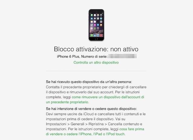 IMEI e iPhone, come trovarlo, come usarlo: la nostra guida
