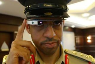 Dubai come Minority Report, la polizia utilizzerà i Google Glass per identificare i criminali