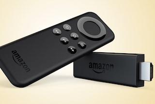 Fire TV Stick, il Chromecast di Amazon da 39 dollari