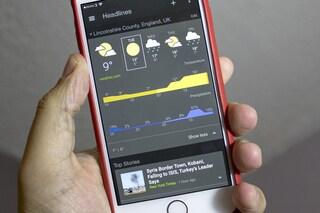 Google Notizie e Meteo per iOS disponibile al download