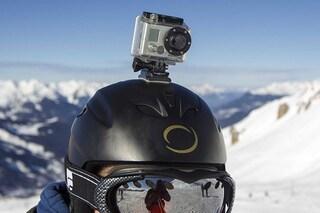 Schumacher, il supporto della GoPro ha rotto il casco