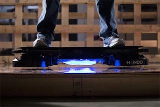 Hendo, l'hoverboard di Ritorno al Futuro è finalmente realtà