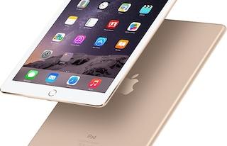 iPad Mini 4, un iPad Air 2 in miniatura. L'uscita dell'iPad Air 3 rimandata al 2016