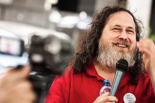 """Richard Stallman: """"Edward Snowden è un eroe nazionale americano"""" (INTERVISTA)"""