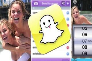 Snapchat, oltre 200.000 foto rubate. Le immagini provengono dai server di SnapSaved.com