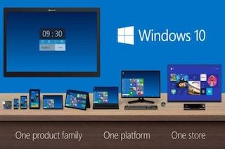 Windows 10, i requisiti di sistema