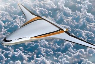 Futuro, ecco come sarà il design degli aerei nel 2050