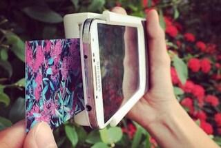 Prynt, il case che trasforma lo smartphone in una Polaroid