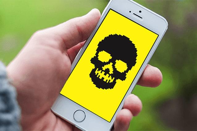Risultato immagini per malware smartphone
