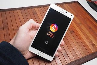 Milk Video, Samsung lancia una piattaforma video dedicata ai Galaxy