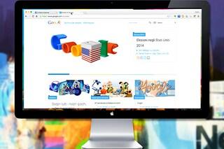 Come vedere tutti i Doodle realizzati nella storia di Google [VIDEO GUIDA]