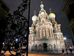 La Russia di Tolstoj - San Pietroburgo