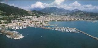 Metropolitana di Salerno e svincolo auto per Fisciano