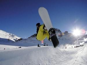 Snowboard Day