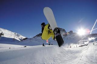 Snowboard Day, San Valentino per gli amanti della tavola da neve