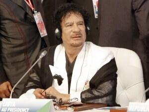libia gheddafi generale