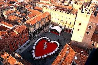 Verona in Love per San Valentino 2010