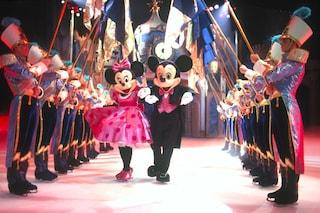 Palapartenope Napoli: i biglietti e il prezzo dello show Disney di stasera