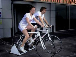 Crowne Plaza - Ciclette per cena gratis