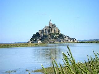 Mont Saint-Michel: lo strano gioco delle maree