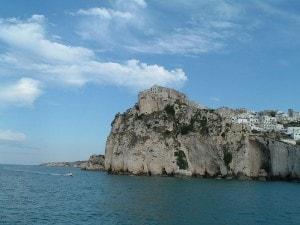 Peschici del Mare in Puglia