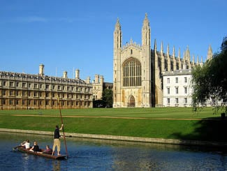 VISITA e DORMI a CAMBRIDGE!