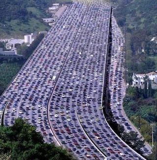 Traffico autostrade: 21 e 22 agosto d'inferno sulle strade dell'Italia