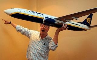 O' Leary, ceo di Ryanair, assicura: le hostess sostituiranno il secondo pilota
