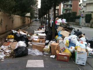 L'emergenza rifiuti in Campania mette in pericolo il turismo della regione