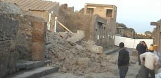 Le possibili ragioni del crollo negli scavi di Pompei [VIDEO]