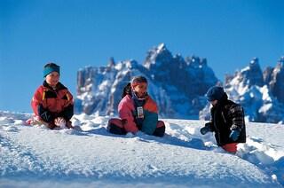 Vacanze sulla neve con i bambini: Capodanno nelle strutture per famiglie