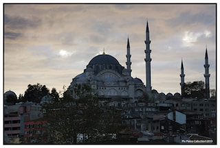 Viaggi di Capodanno a Istanbul, in Turchia: foto dell'antica Bisanzio