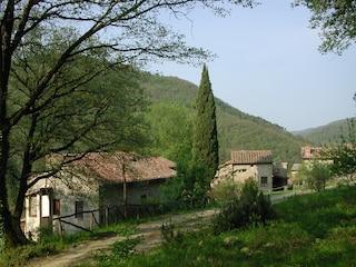 Natale in Toscana: nel verde di un agriturismo in campagna
