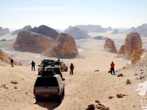 Viaggiare sicuri in Egitto